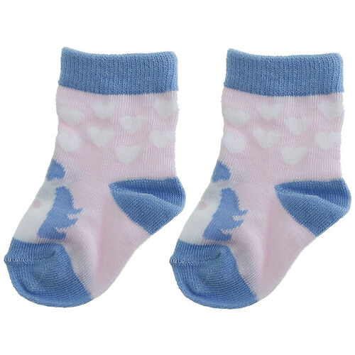 CALCETINES BEBE PACK-3 GATO